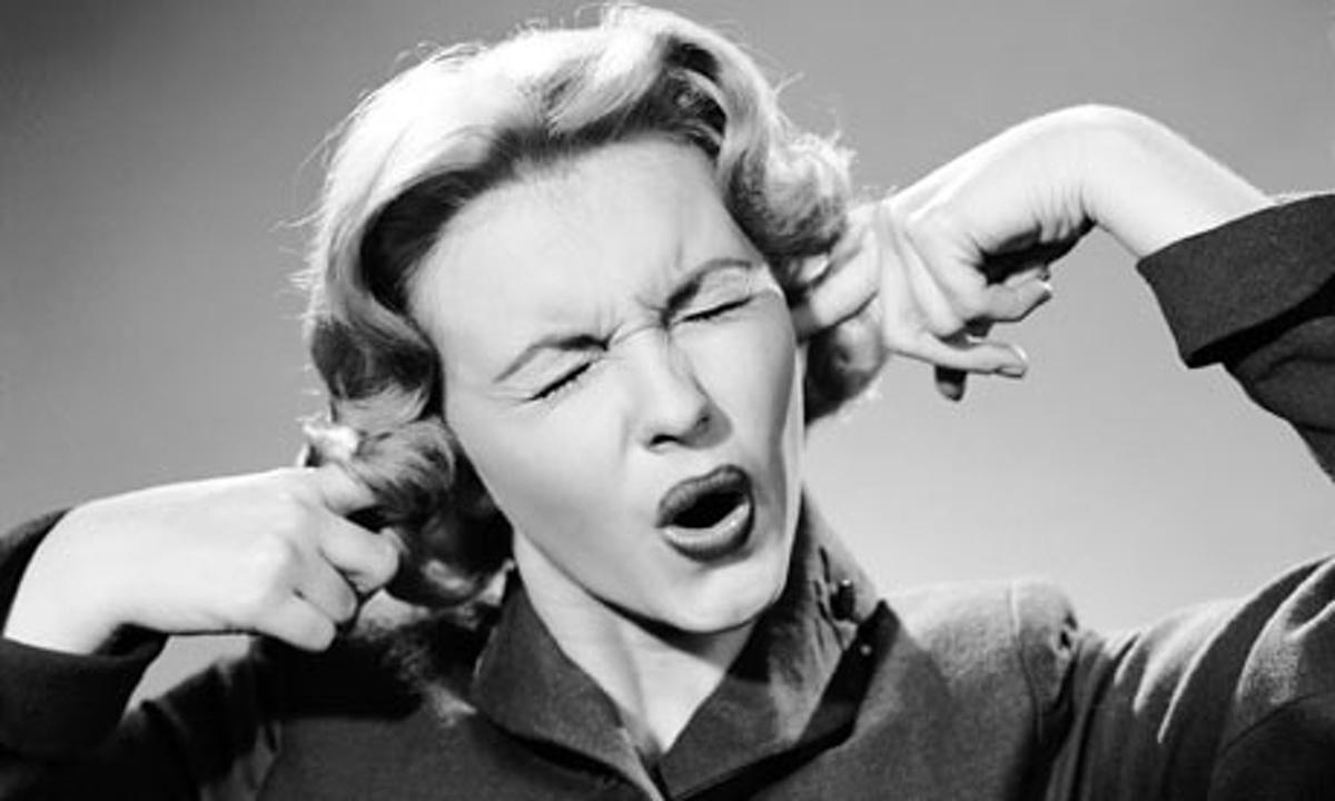 Ternyata Suara Bising Dapat Merusak Kesehatan