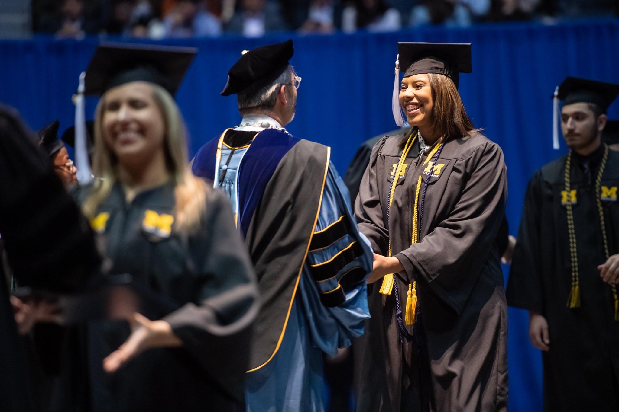 U Of M Graduation 2020.Commencement