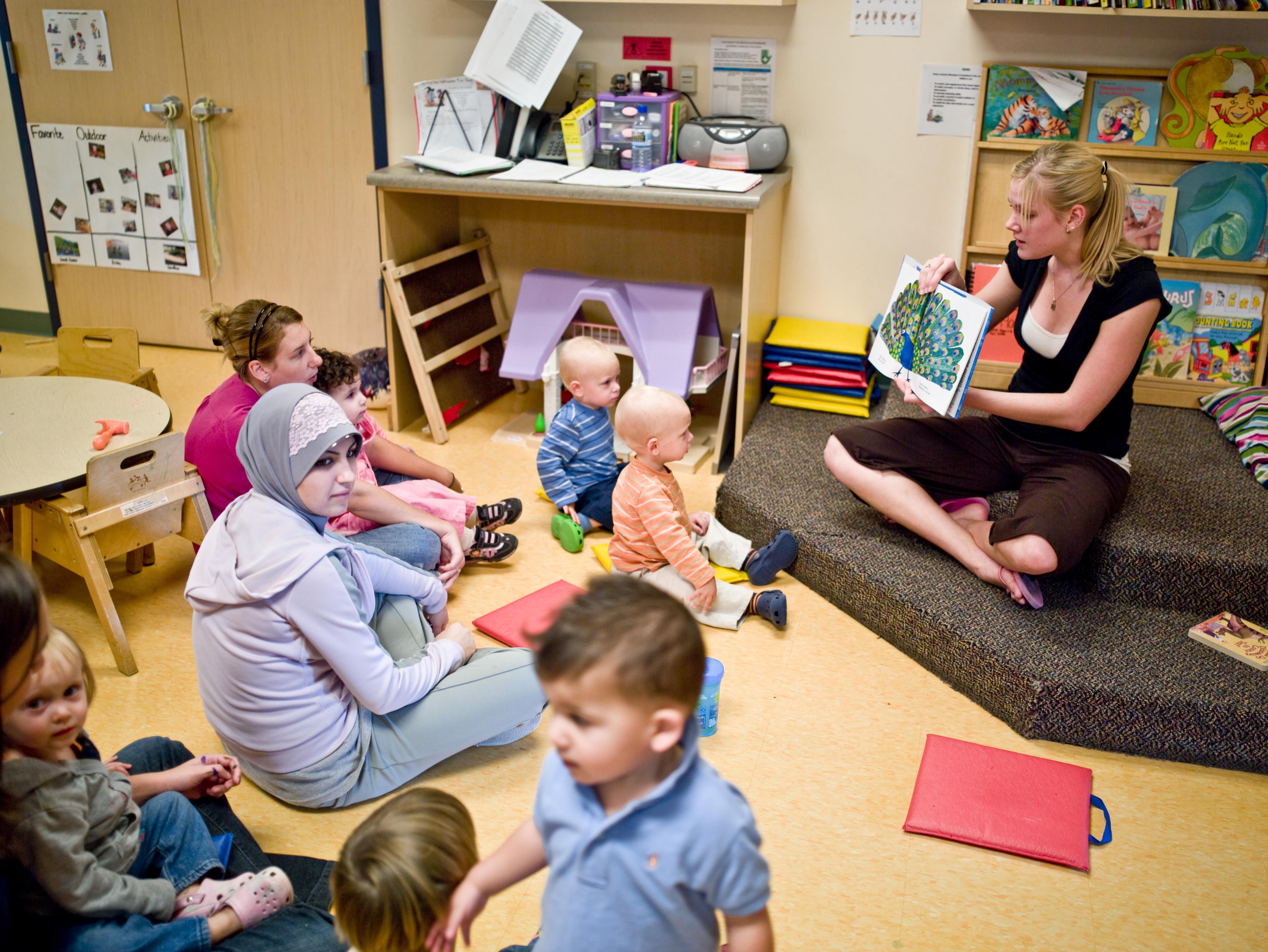 Kinder Garden: Elementary Education