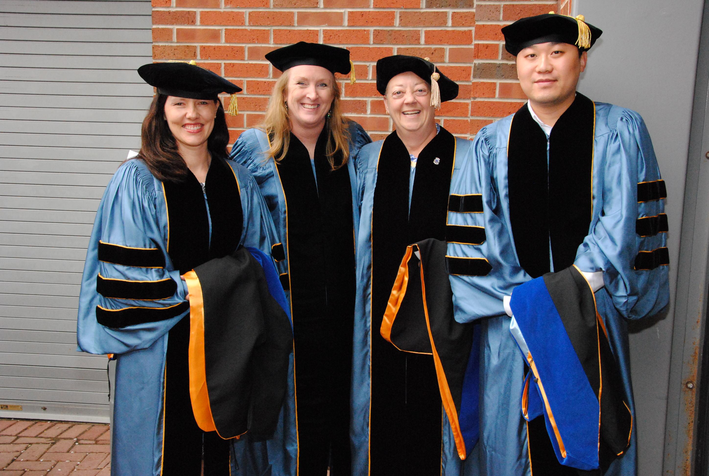 Information for Graduates