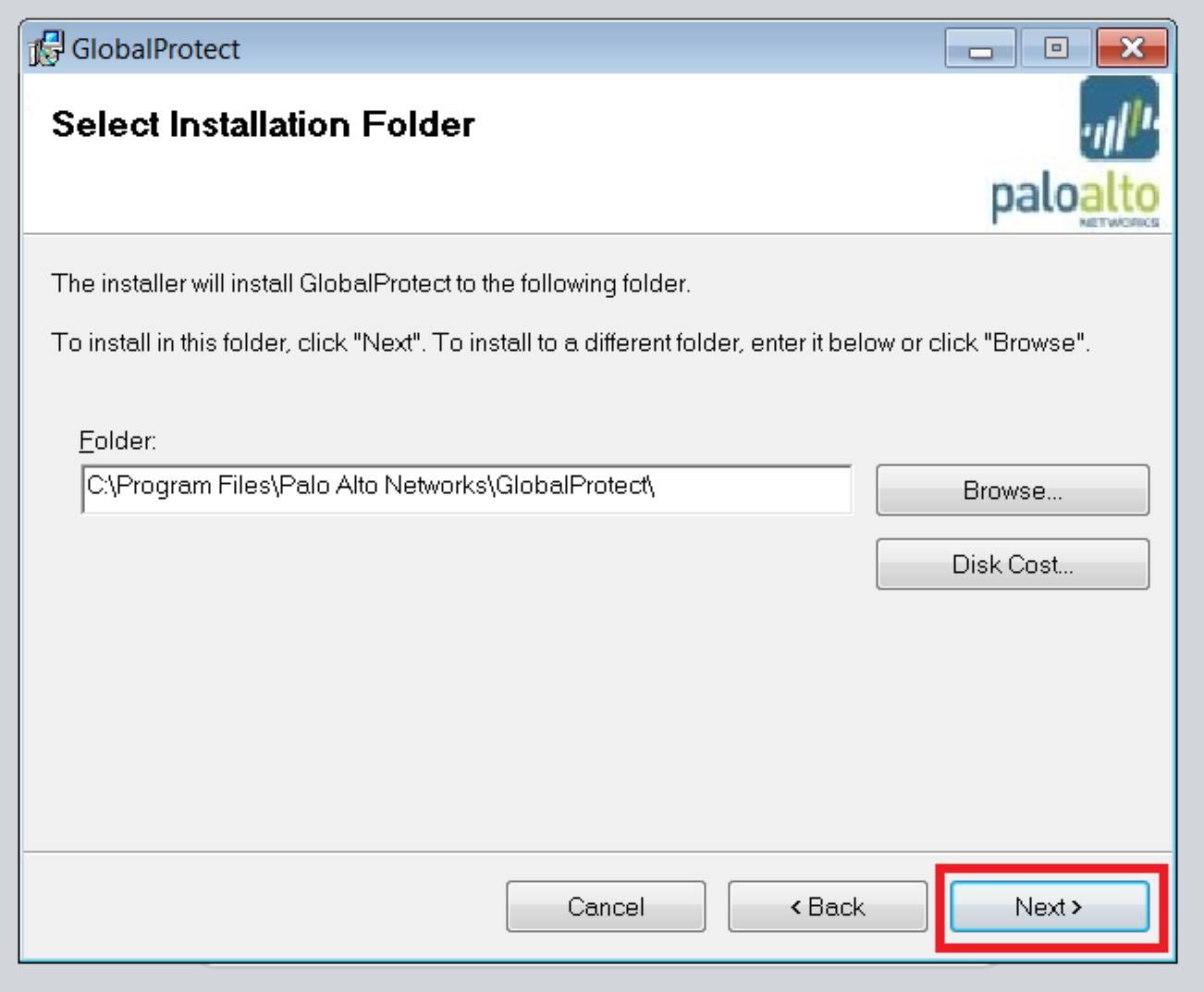 VPN for Windows 7