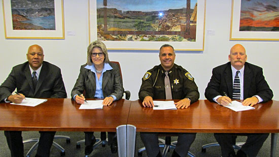 UM-Dearborn partners with Macomb County Sheriff's Office for