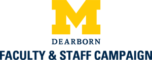UM-Dearborn Faculty and Staff Campaign