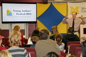 Young Authors' Festival 2015