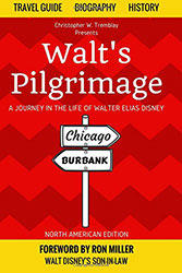 Walt's Pilgrimage book cover