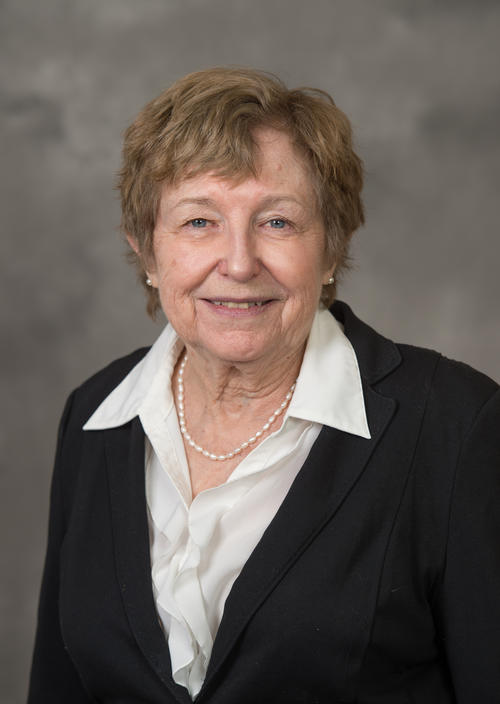 Martha Adler, Director of Field Placement and Associate Professor of Reading, Language Arts & ESL