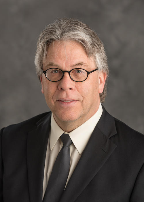 Paul Fossum, Associate Professor of Educational Foundations