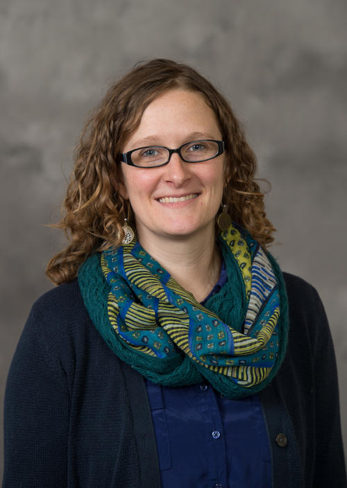 Natalie Sampson, Assistant Professor of Public Health