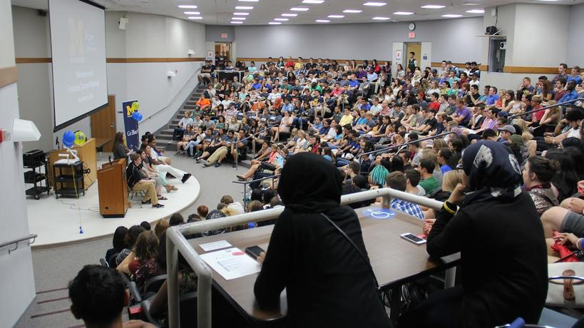 Convocation - Freshman Student Success Seminar