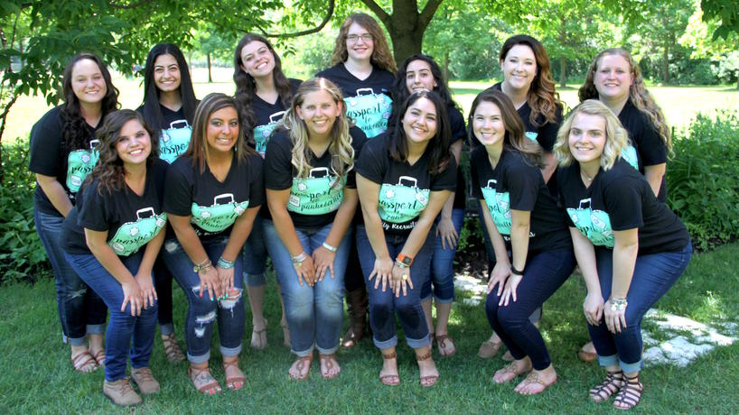 Panhellenic Recruitment Counselors