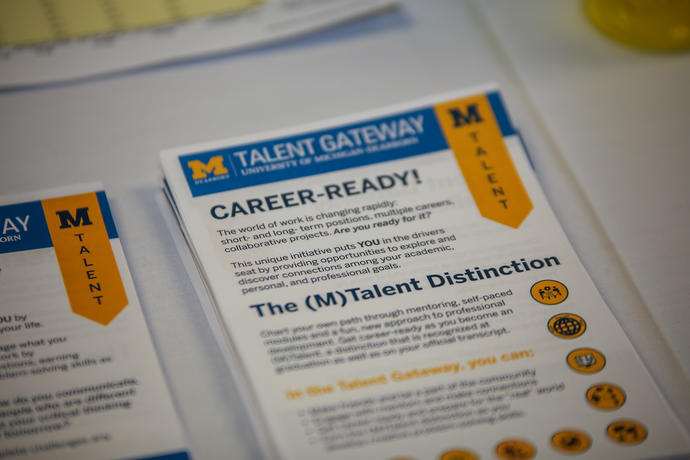 Talent Gateway Flyer