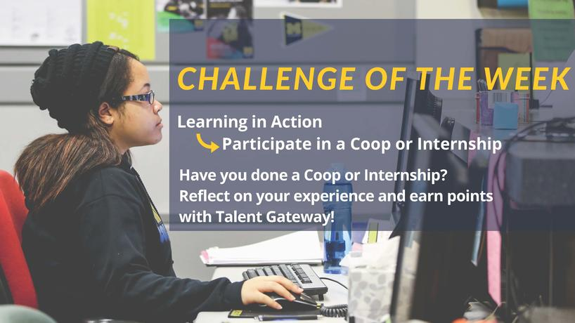 Twitter challenge image - co-op or internship