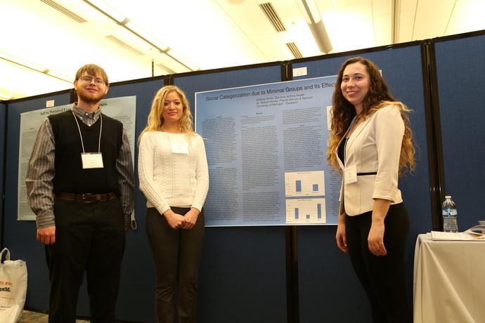 Student Research Poster Presentation