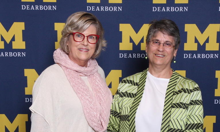 2019 Chancellor Staff Recognition Award, staff with 45-year anniversary