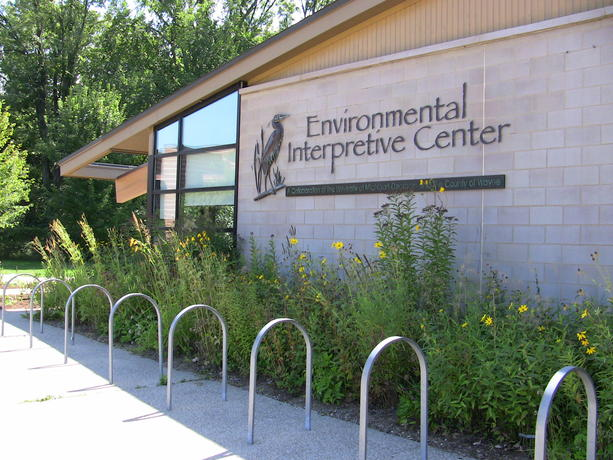 Environmental Interpretive Center building