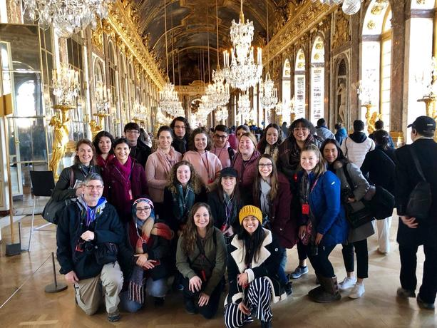 France Study Abroad trip