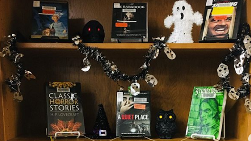 Mardigian Library offers fall books and movies