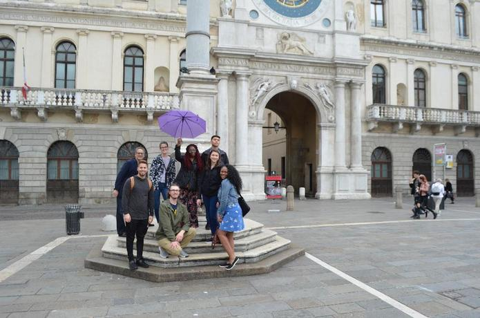 College of Business Italy Study Abroad experience