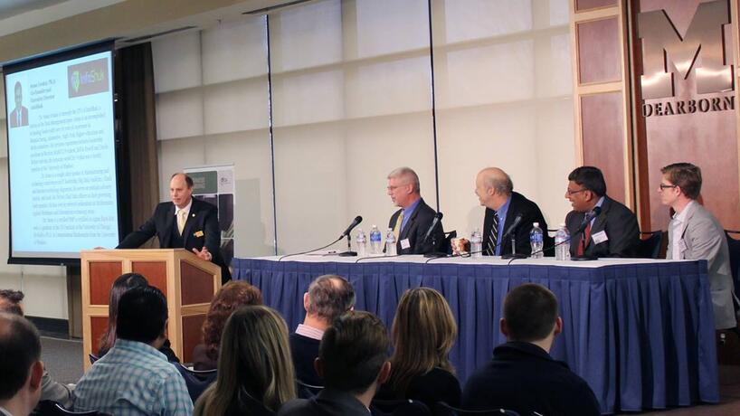 Michigan Room Panel Discussion