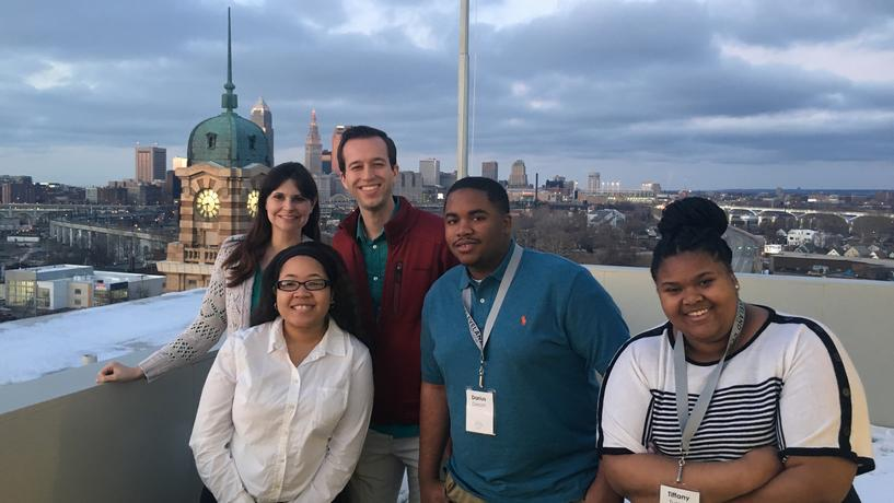 OpScholars in Cleveland for ASB