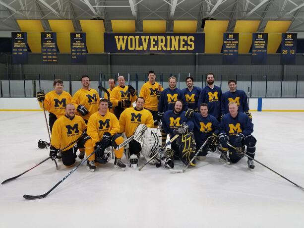 Alumni Hockey Game_2019