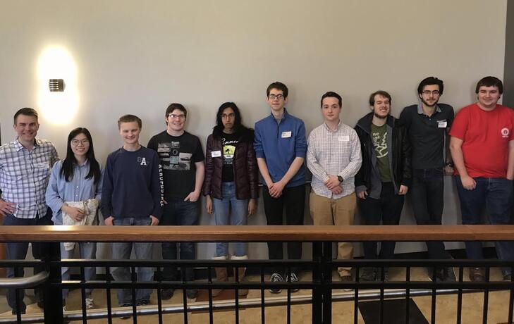 Lower Michigan Math Competition - UM-Dearborn Team