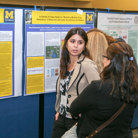 2018 UM-Dearborn CASL research showcase