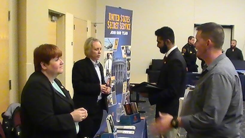 CCJ career exposition