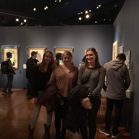 Honors Program at Henry Ford Museum