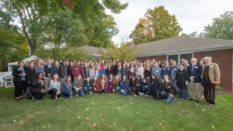 2018 Honors Program Picnic