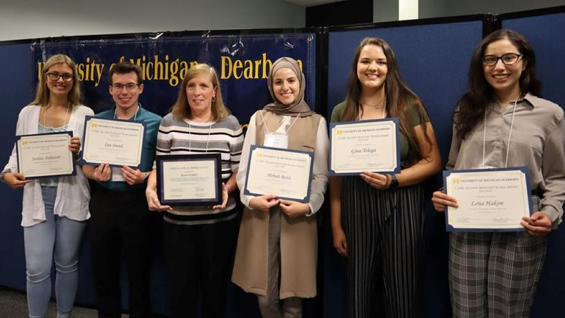 2019 CASL alumni affiliate scholarship recipients