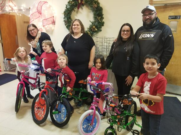 American Legion Bike Giveaway