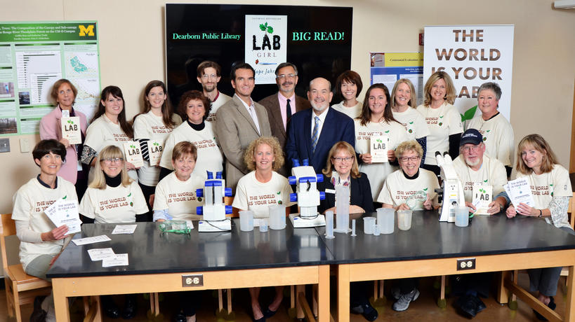 Big Read Project Launch