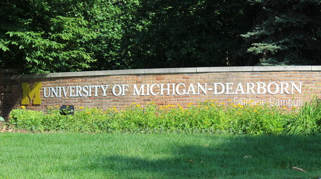 University of Michigan-Dearborn Fairlane Campus