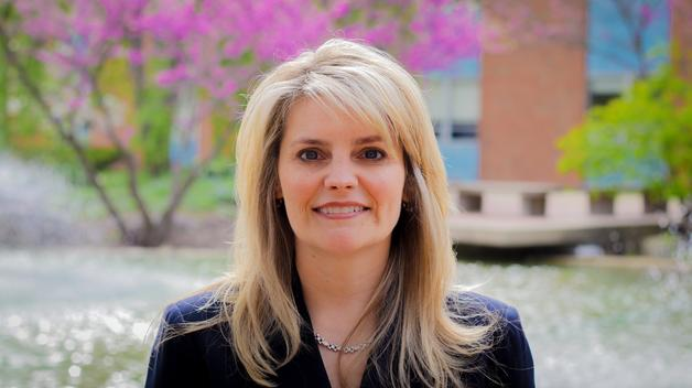 Casandra Ulbrich, Institutional Advancement vice chancellor