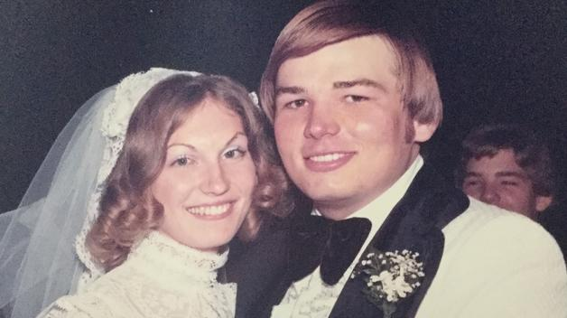 Pat and Bill Rabe were married the summer before their senior year at UM-Dearborn