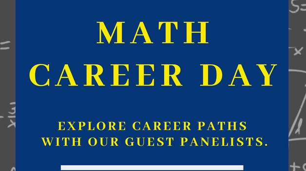 Math Career Day
