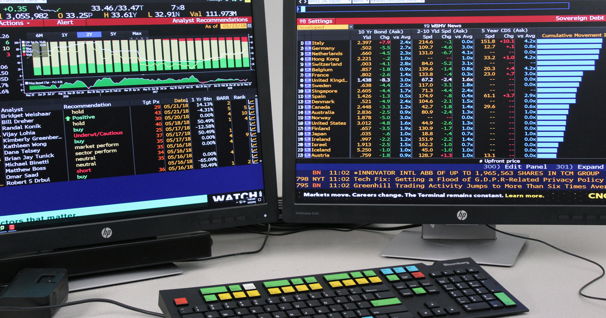 COB joins Global Finance Network with the Bloomberg Terminal